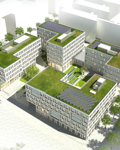 IAK Immeuble Administratif du Kirchberg