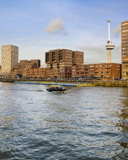 Müllerpier Rotterdam