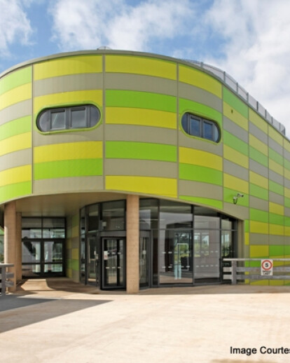 Castle College Training Centre, Nottingham