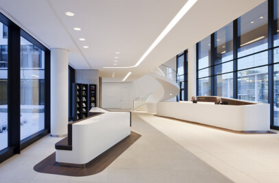 New Office Design for the ICADE Premier House, Munich