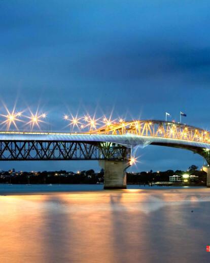 Auckland Harbour Bridge Pathway