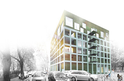 Szara Street Housing