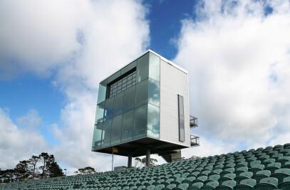 North Harbour Stadium Broadcast Tower