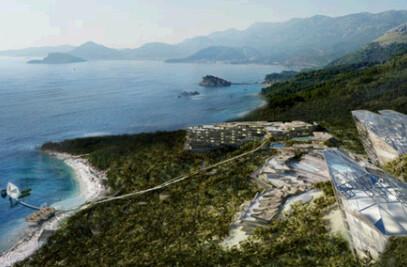 Luxury Resort Masterplan