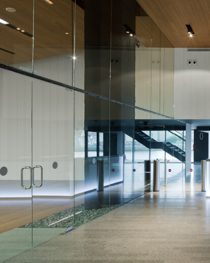 Head Office IDOM Architects