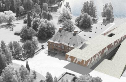 Serlachius Museum - Gösta Extension