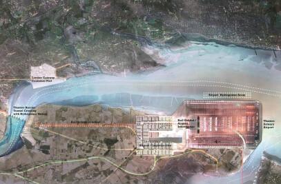 Thames Hub Vision