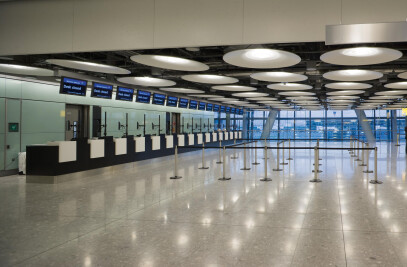 Formica® Laminate Chosen For Heathrow Terminal 5 Fit Out