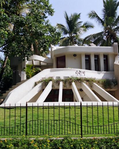 Sapre Residence