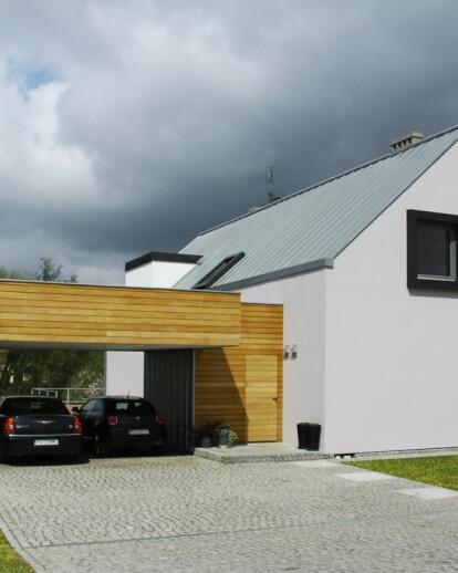 House In Poznan