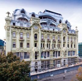 Bolshaya Moskovskaya Hotel