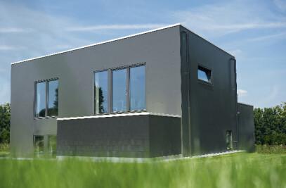 Passive house Kortijs
