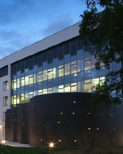 Materials and Analytical Sciences Building