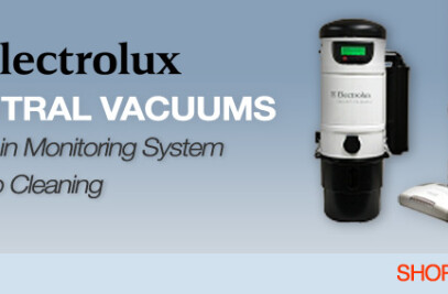 Electrolux PU3650 Central Vacuum Cleaner
