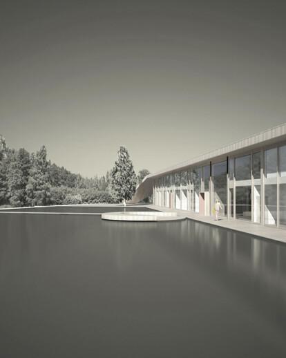 Vaxjo Tennis Hall