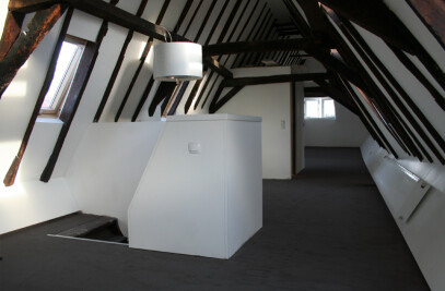 OG227C - Renovation of a monumental attic
