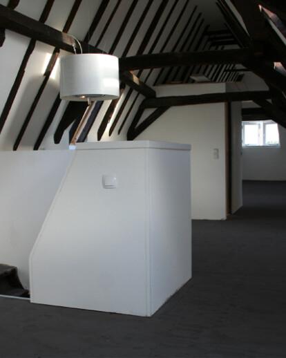 OG227C - Renovation of a monumental attic