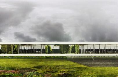Waterpavilion Engelermeer