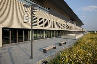 Messehalle Frankfurt