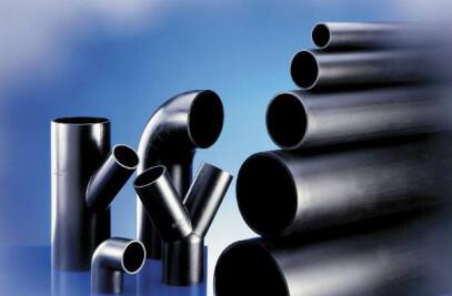 Geberit PE drainage pipes
