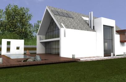House on Petricani