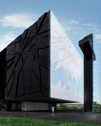 Iglesia de Obsidiana