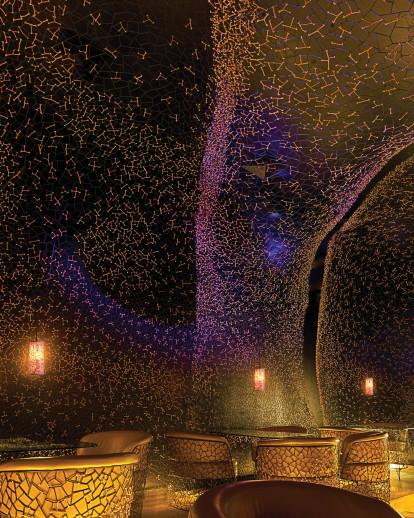 Stunning Z Bar Interior