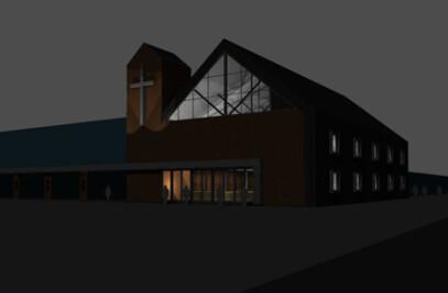 Church in South Austin