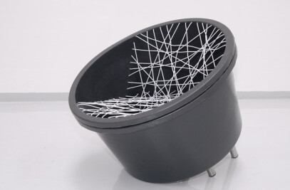 WEAVING TUB CHAIR