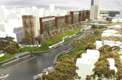 Parramatta River Urban Design Strategy