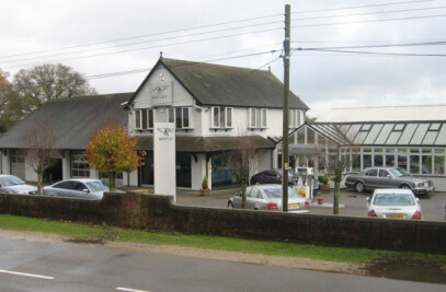 Bentley Hampshire