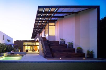 Yin-Yang House