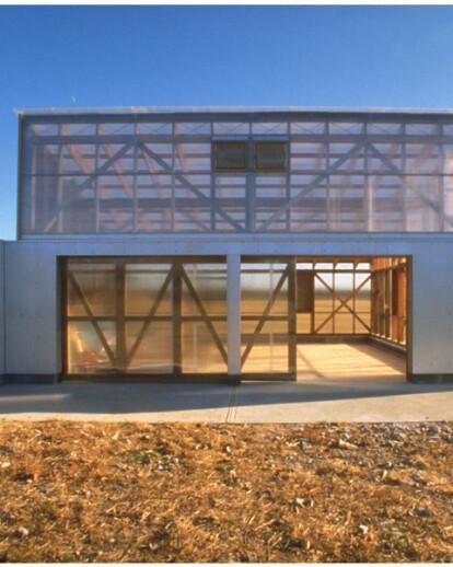 Greenhouse Garage