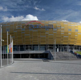 Football stadium PGE Arena