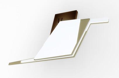 layer brochure holder
