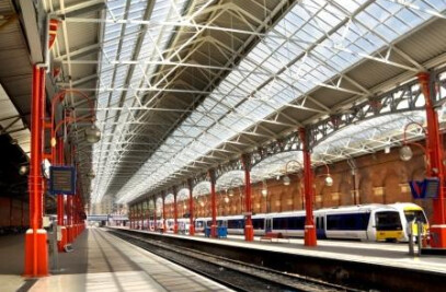 Marylebone Train Station