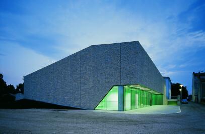 Sports Hall Bale