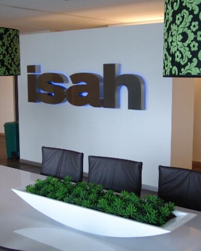 Nieuwbouw hoofdkantoor Isah
