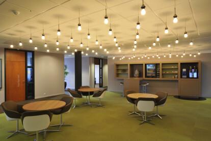 Restyling Rabobank kantoor