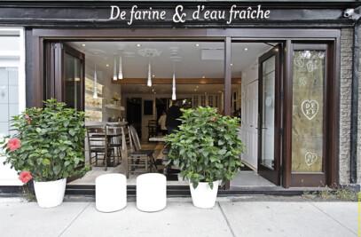 De Farine and D'eau Fraîche
