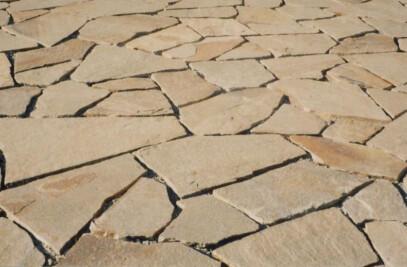 Gneiss Gloria Polygonal stones
