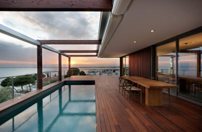 Casa V in the Costa Brava