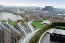 Roof Garden – New Providence Wharf