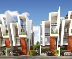 sofia townhouse - facade