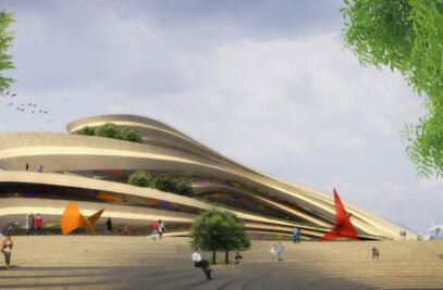 Cultural Center of the Philippines Competition for the New Performing Arts Theatre and the Artists' Center