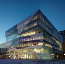City Hall 'Stadshuis' Nieuwegein
