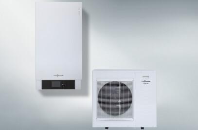 Vitocal 200-S heat pump