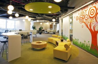 San Pablo Corporate Offices