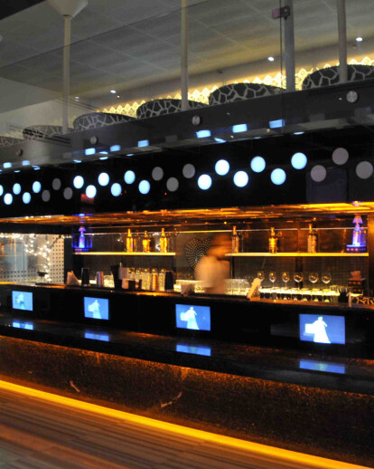 FLO: Lounge, Bar, Private Dining