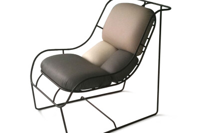 Plasma outdoor chair